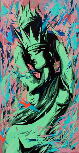, 'Miss Liberty,' 2014, Imitate Modern