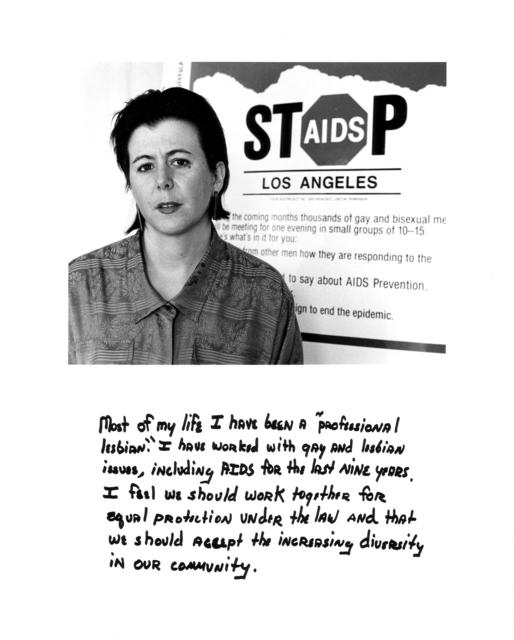 , 'Laura,' 1990, MOCA, Los Angeles