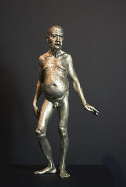 , 'Herr Riehle,' 2014, Accesso Galleria