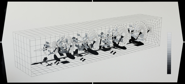 , 'False Memory Syndrome,' 2012, Galeri NON