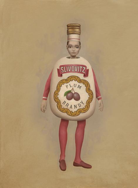 , 'Slivovitz,' 2016, Paul Kasmin Gallery