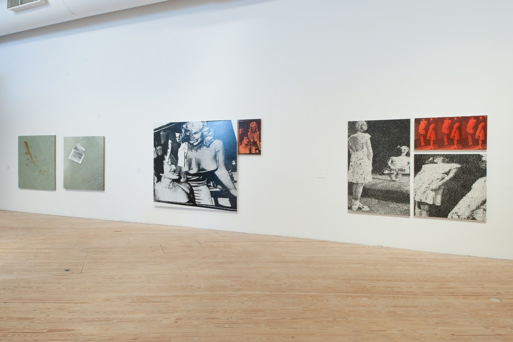 "Installation view of ""Marilyn Minter: Pretty/Dirty"" at the Contemporary Arts Museum Houston, 2015. Photo: Paul Hester. © Contemporary Arts Museum Houston."