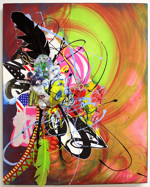Shinique Smith, 'Lil' Love Nest', 2015, Rush Philanthropic Benefit Auction 2015