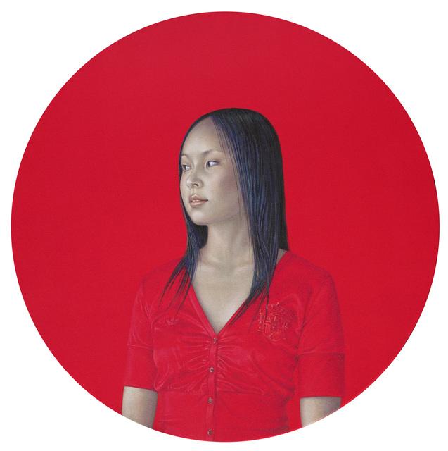 , 'Tamara con camiseta de España,' 2008, Victor Lope Arte Contemporaneo