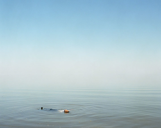 , 'Floating Boy,' 2012, Robert Morat