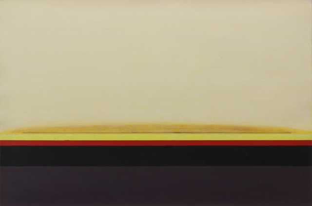 , 'Sunbands No. 1,' 1968, Addison Rowe Gallery