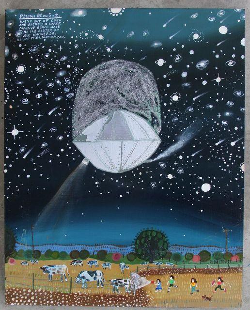 , 'Plasma Blowout,' , Gregorio Escalante Gallery