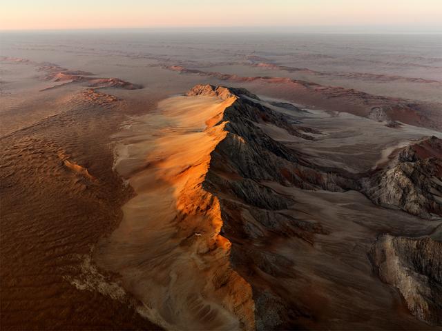, 'Sand Dunes #1, Sossusvlei, Namib Desert, Namibia,' 2018, Nicholas Metivier Gallery