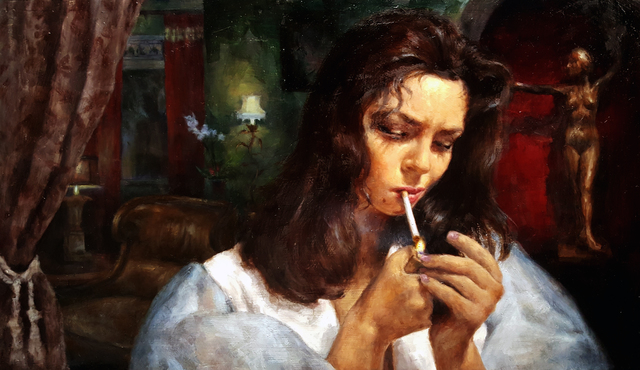 , 'Black Sabbath,' 2016, Sloan Fine Art