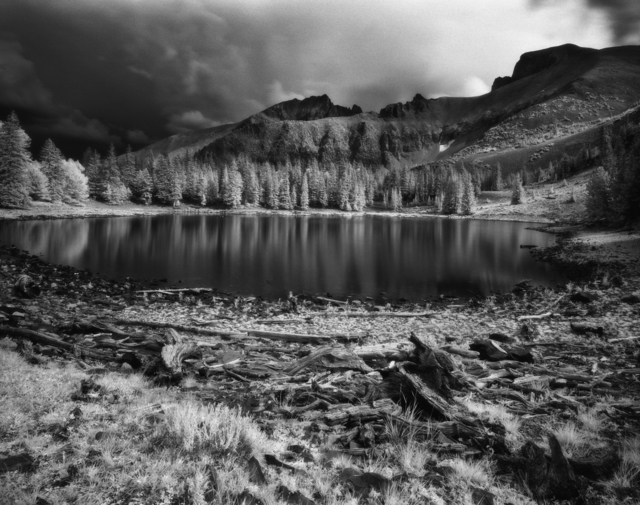 , 'Great Basin National Park - Stella Lake,' 2018, Modernist Frontier