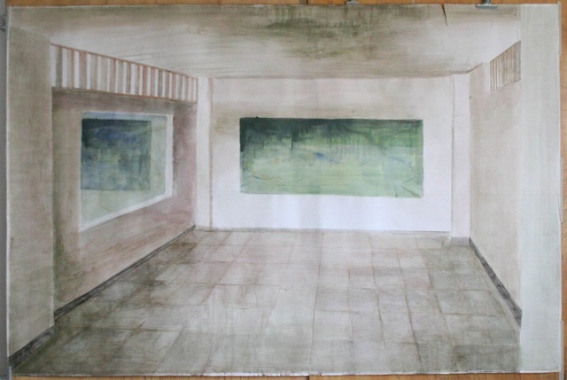 , 'Salón,' 2016, Casas Riegner