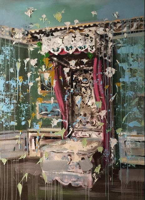 , 'Chamber for M,' 2017, Lois Lambert Gallery
