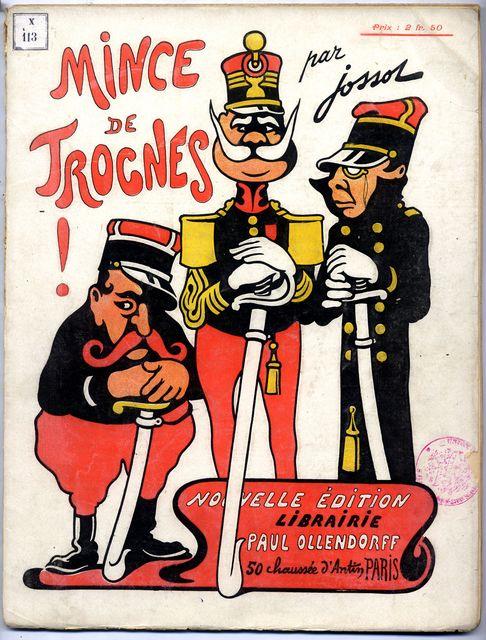 , 'Mince de Trognes,' 1896, Les Arts Décoratifs