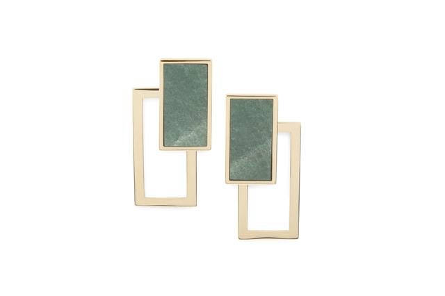 , 'Concrete Earrings,' 2019, FELINA