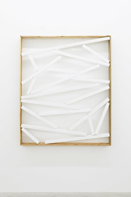 , 'Halted Areas,' 2016, Tomio Koyama Gallery