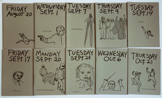 Barbara Ess, 'This Happened Yesterday', ca. 1993, Alternate Projects
