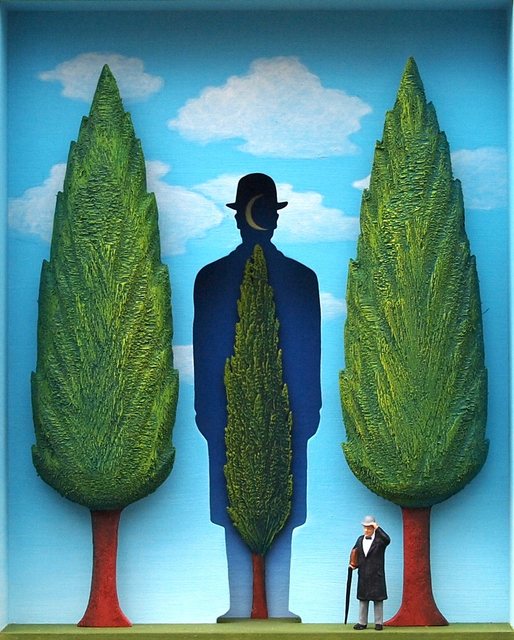 , 'The Garden of Magritte ,' , Plus One Gallery