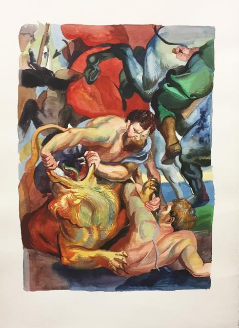 Thomas John Carlson, 'Rubens Study 3', 2017, Deep Space Gallery