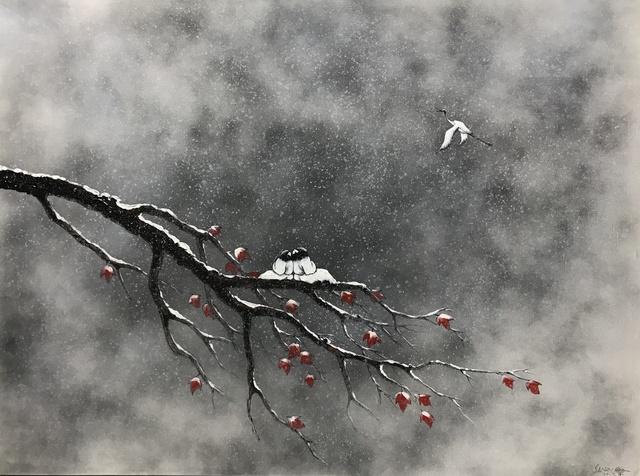 , '雪芳华  Redolent of Snow,' 2017, Art WeMe Contemporary Gallery