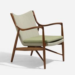 Lounge chair, model NV-45