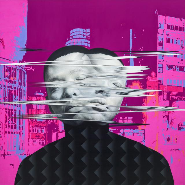 LIN Hung-Hsin, 'Microcracks I', 2016, Liang Gallery