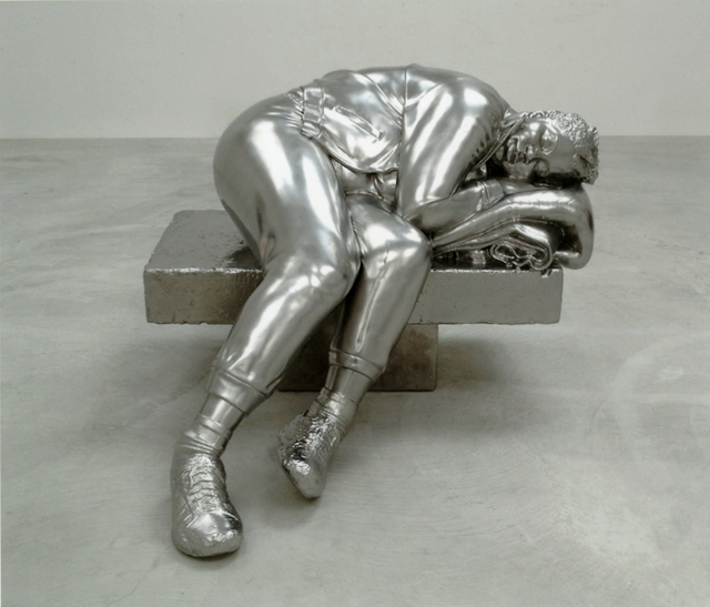 , ' Sleeping woman,' 2012, San Francisco Museum of Modern Art (SFMOMA)