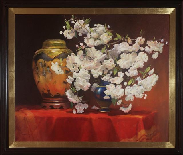 Jacqueline Fowler, 'The Satsuma Jar', 2014, Wentworth Galleries
