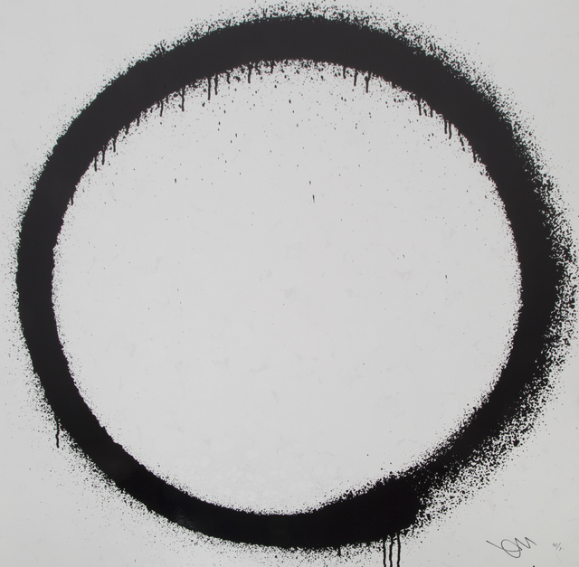 Takashi Murakami, 'Enso: Tranquility', Julien's Auctions