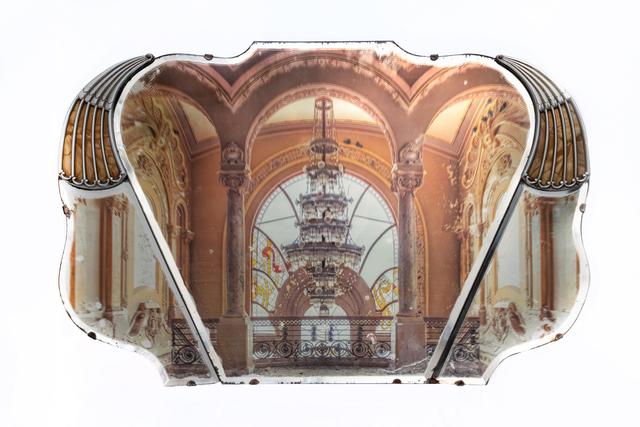 , 'Casino on Bakelite Mirror  ,' 2019, Charlie Smith London
