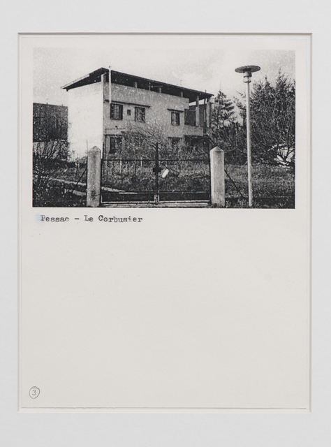 , 'Untitled [Collection of modernist houses in ruins],' 2010, Galeria Luisa Strina
