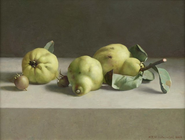, 'Quinces and medlars,' 2012, Artvera's Art Gallery