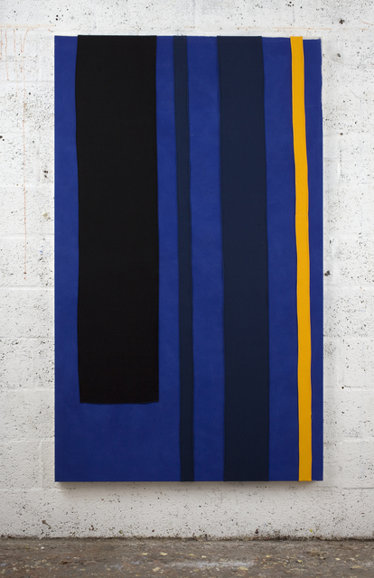 , 'Material Things – Blue, Yellow,' 2012, Patrick Heide Contemporary