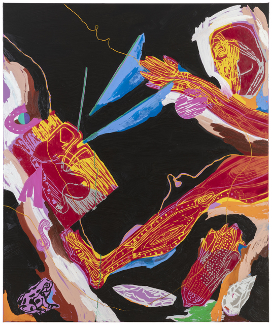 , 'Infinite Voyage / Flint,' 2018, Galerie Forsblom
