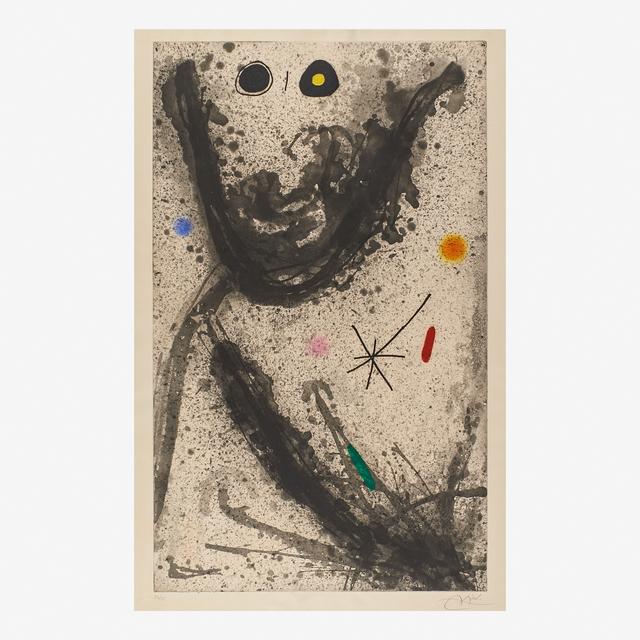 Joan Miró, 'Le Puisatier', 1969, Rago
