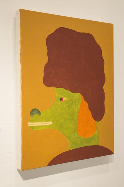 , 'Demian,' 2015, Pablo Cardoza Gallery