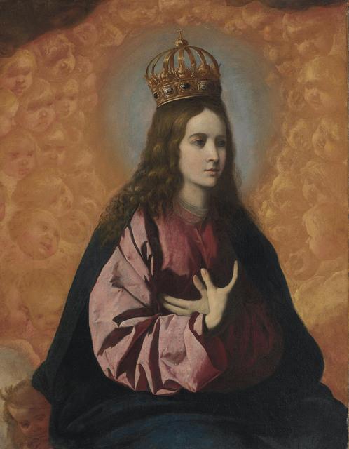 , 'Regina Angelorum,' , Christie's Old Masters