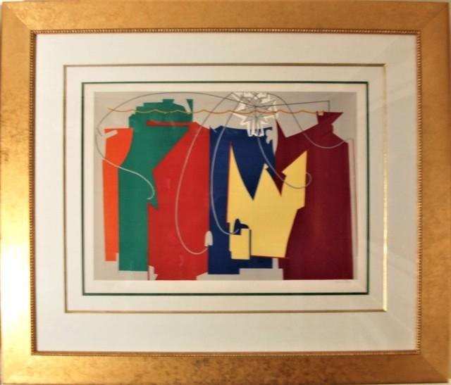 Man Ray, 'La Danseuse de Cordes avec son Ombre', 1970, Joseph Grossman Fine Art Gallery