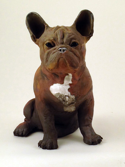 , 'French bull,' 2014, Bruno Dahl Gallery