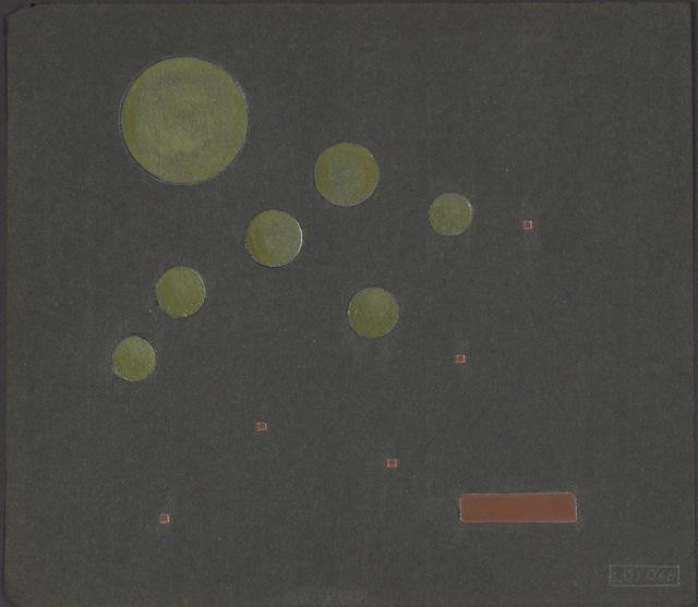 , 'Untitled (Composicion Concreta),' 1957, AREVALO