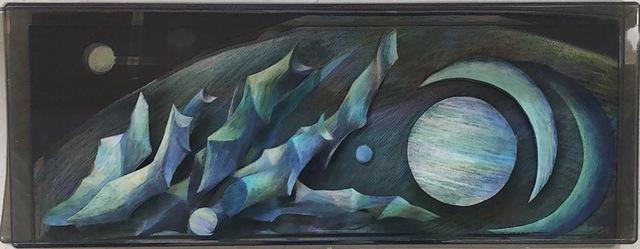 , 'Moon Transit,' , Ro2 Art