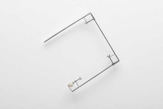 , 'Ping-Poem No 5, from series regarding forms,' 2014, Galeria Millan