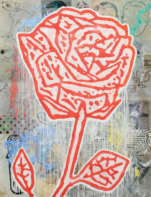 , 'The Colonel's Flower,' 2016, William Shearburn Gallery
