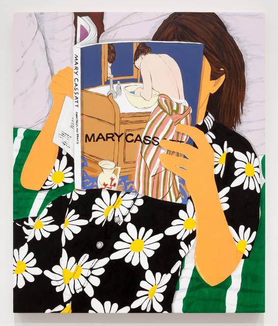 Karen Lederer, 'Evening Reading', 2019, Grant Wahlquist Gallery