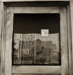 Dorothea Lange, 'The Yanks Are Not Coming!, California,' ca. 1935, Phillips: The Odyssey of Collecting