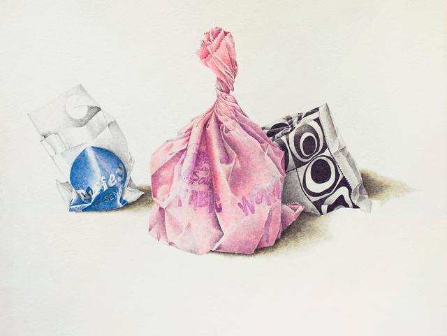 , 'Three Bags Full,' ca. 1970, Allan Stone Projects