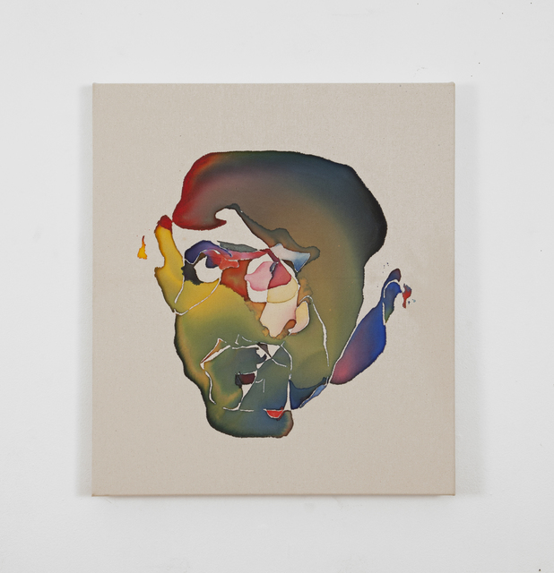 Gregg Louis, 'Blind Self Portrait 3', 2015, Nohra Haime Gallery