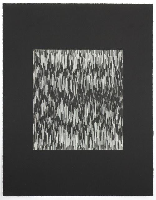 , 'Untitled ,' 2016, Tamarind Institute