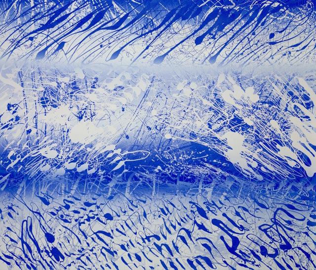 , 'Sketches 2017 – Blue ,' 2017, Galerie du Monde