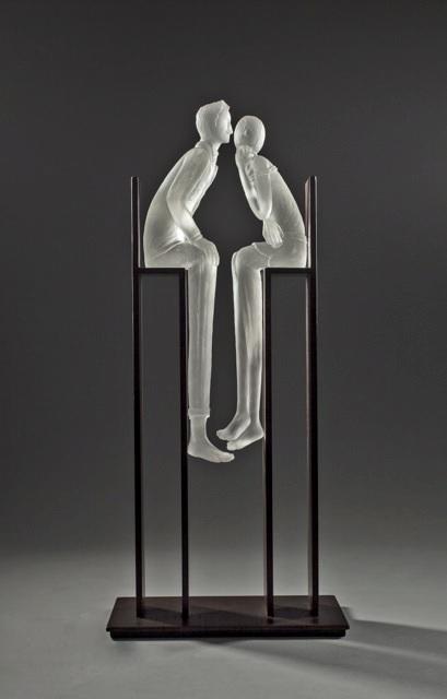 , 'CONVERSATION...25,' 2013, Sandra Ainsley Gallery