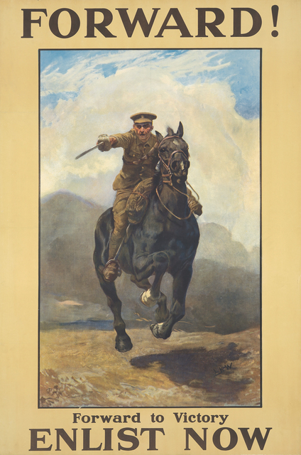 , 'Forward.,' 1915, Rennert's Gallery
